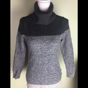 Banana Republic wool turtleneck sweater